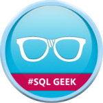 SQL Geek Badge